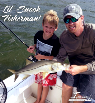 Lil Snook Fisherman