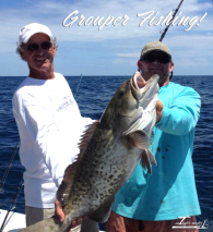 Taylor Made Grouper Fishing Day