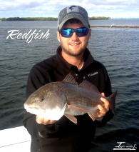 Taylor Made Redfish Charter
