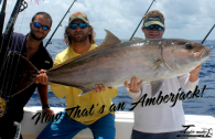 Taylor Made Fishing Charters Big Catch Amberjack