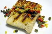 CUBAN STYLE GRILLED AMBERJACK